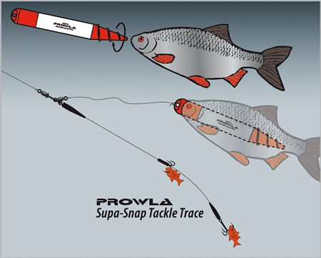Prowla Dead Bait Pop-Up Floats product image